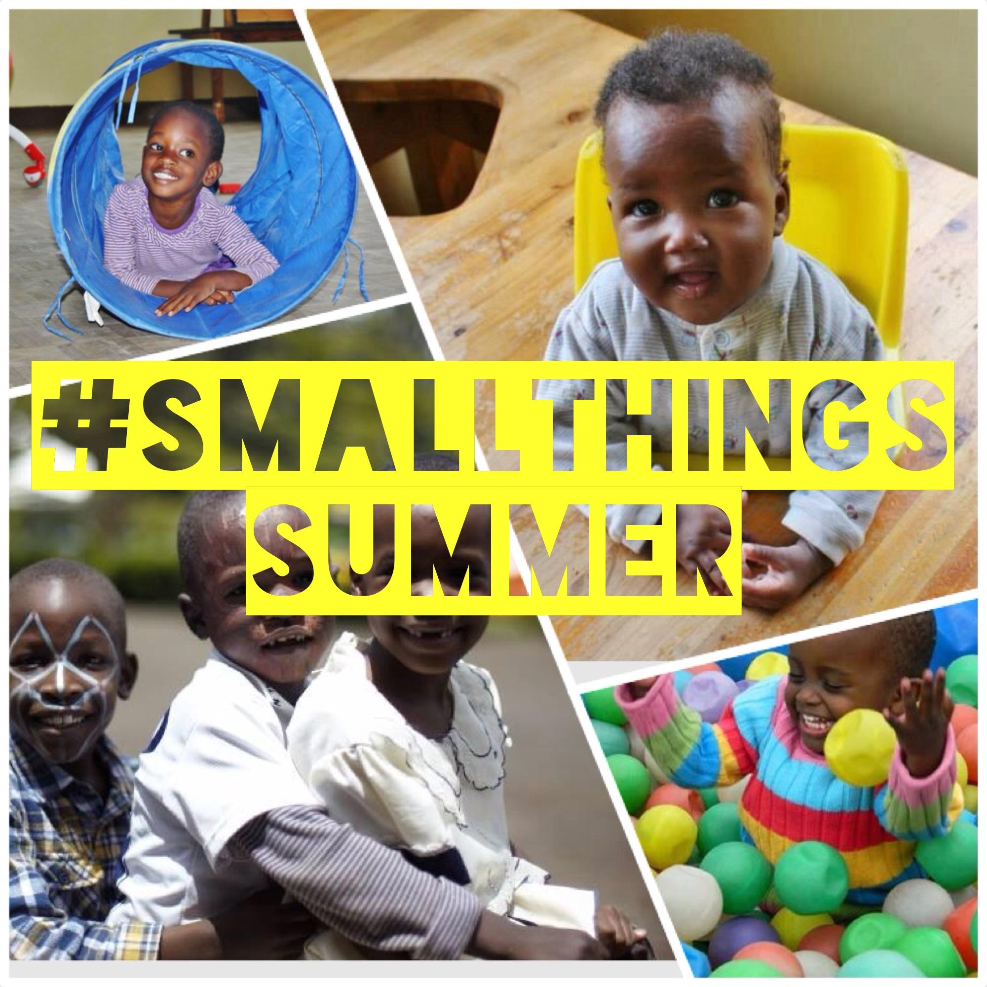 #SmallThingsSummer