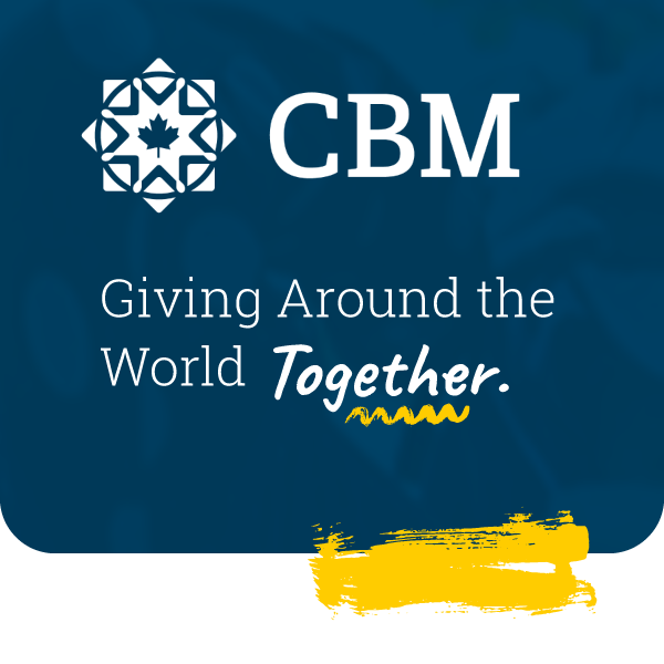 CBM - Giving Around the World Together.